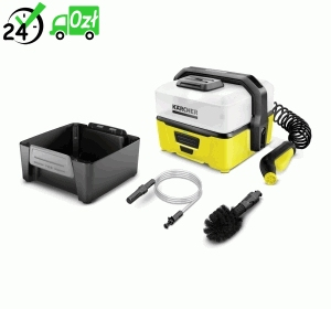 OC 3 (5bar, 2l/min) myjka terenowa Adventure Box Karcher