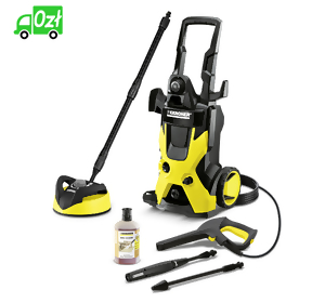 K 5 Home Wood myjka Karcher + T-Racer T 350 + Chemia