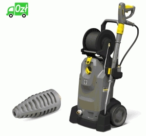 HD 8/18 - 4M PLUS TURBODYSZA (270bar, 760l/h)  EASY!Force Profesjonalna myjka Karcher