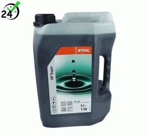 Olej syntetyczny do silników dwusuwowych STIHL HP SUPER 1000ml (na 50 litrów benzyny)