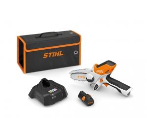 GTA 26 Pilarka akumulatorowa Stihl z akumulatorem i ładowarką