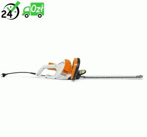 HSE 52, 50 cm Lekkie, elektryczne nożyce do żywopłotu, 460 W