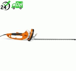 HSE 71, 70 cm Trwałe, elektryczne nożyce do żywopłotu, 600 W