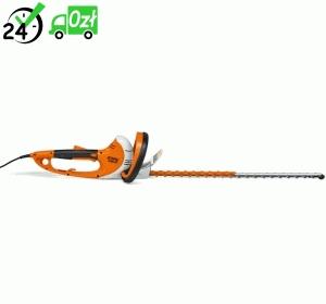 HSE 81, 70 cm Bardzo mocne, elektryczne nożyce do żywopłotu, 600 W