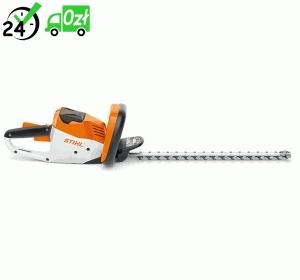 HSA 56, Lekkie nożyce akumulatorowe do żywopłotu, zestaw bez akumulatora i ładowarki