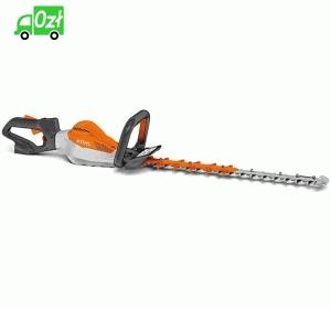 HSA 94 R 60 cm, Trwałe nożyce akumulatorowe do żywopłotu, zestaw bez akumulatora i ładowarki
