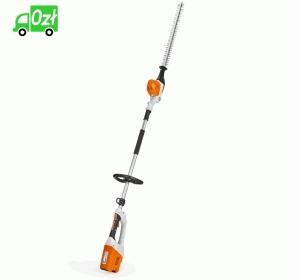 HLA 65, Mocne nożyce akumulatorowe do żywopłotu na wysięgniku , zestaw bez akumulatora i ładowarki