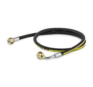 Wąż wysokociśnieniowy do HD/HDS, Longlife 400, ID 8, 1 x EASY!Lock, 1 x M22 x 1,5, 1,5 metra, Karcher