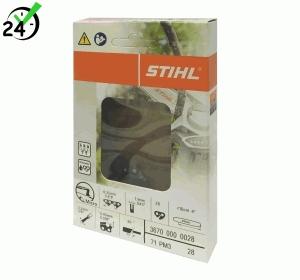 "Łańcuch Stihl 1/4"" P, 1,1 mm, 28 ogniw, na prowadnicę 10 cm, PM3, do GTA 26"