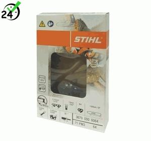 "Łańcuch Stihl 1/4"" P, 1,1 mm, 64 ogniw, na prowadnicę 30 cm, PM3"