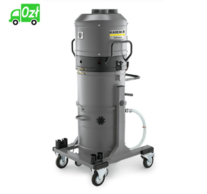 IVR-L 100/30 odkurzacz przemysłowy Karcher do cieczy i wiórów