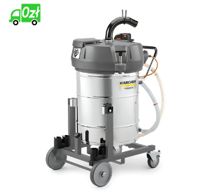 IVR-L 100/24-2 Tc Me odkurzacz przemysłowy Karcher do cieczy i wiórów