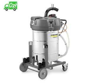 IVR-L 100/24-2 Tc Me Dp odkurzacz przemysłowy Karcher do cieczy i wiórów