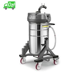 IVR-L 120/24-2 Tc Me odkurzacz przemysłowy Karcher do cieczy i wiórów