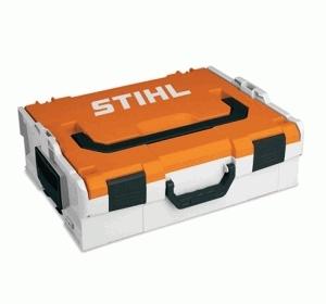 Pojemnik na akumulatory BOX S, systemu AP Stihl