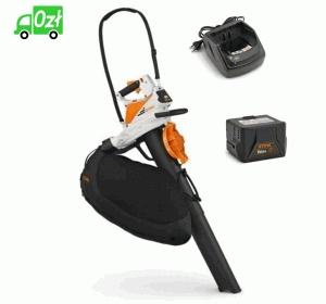 Odkurzacz ogrodowy akumulatorowy SHA 56 Stihl, z akumulatorem AK 20 i ładowarką AL 101