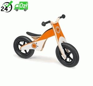 Rowerek biegowy STIHL dla dzieci, drewniany