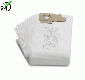 Fizelinowe worki filtracyjne do CV 36/2 i CV 46/2 (10 szt.)