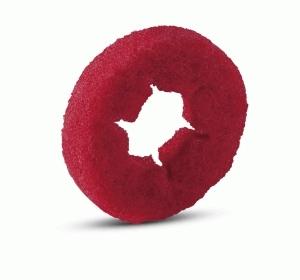 Pady walcowe średnio twarde, czerwone, 20 sztuk