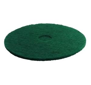 Pad tarczowy do usuwania uporczywych zabrudzeń, zielony, 170 mm
