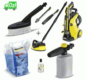 K 5 Full Control Home T 350 (145bar, 500l/h) myjka Karcher BRONZE EDITION