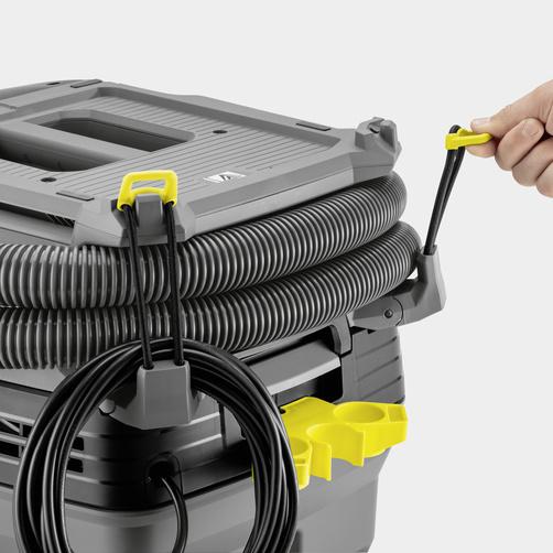 NT 40/1 Ap L: Łatwe przechowywanie węży i kabla zasilającego